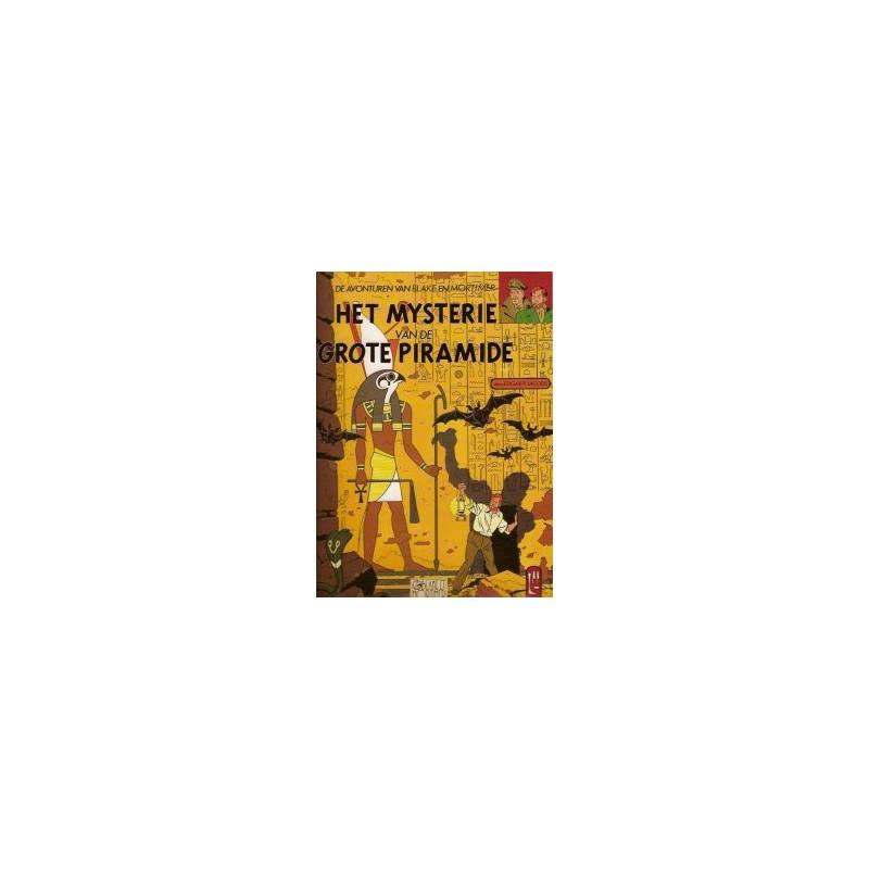 Blake & Mortimer 04: Het mysterie van de Grote Pyramide deel 1