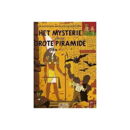 Blake & Mortimer  04 Het mysterie van de Grote Pyramide deel 1
