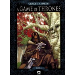 Game of thrones 01<br>naar George R. R. Martin