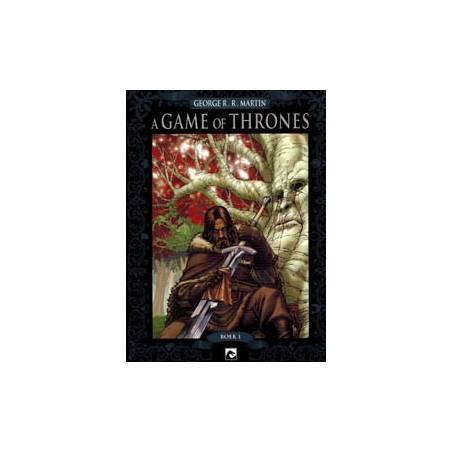 Game of thrones set deel 1 t/m 12 naar George R. R. Martin