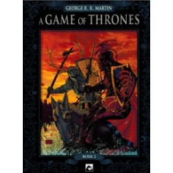 Game of thrones 02<br>naar George R. R. Martin
