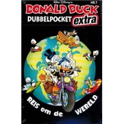 Donald Duck Dubbelpocket Extra 07 Reis om de wereld