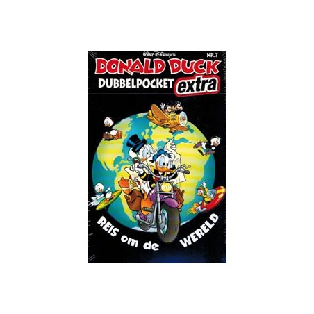 Donald Duck  Dubbel pocket Extra 07 Reis om de wereld
