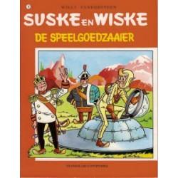 Suske & Wiske 091 De speelgoedzaaier