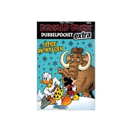 Donald Duck  Dubbel pocket Extra 08 IJzige avonturen