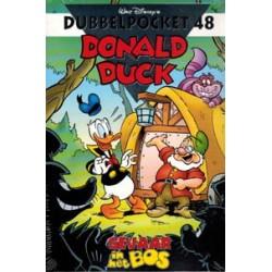 Donald Duck Dubbelpocket 48<br>Gevaar in het bos
