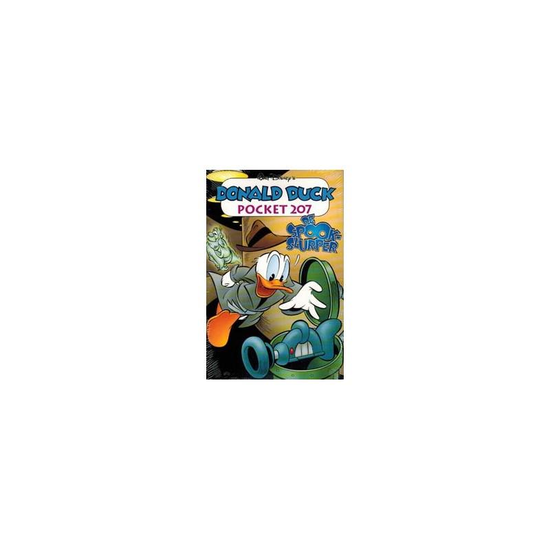 Donald Duck pocket 207 De spookslurper 1e druk