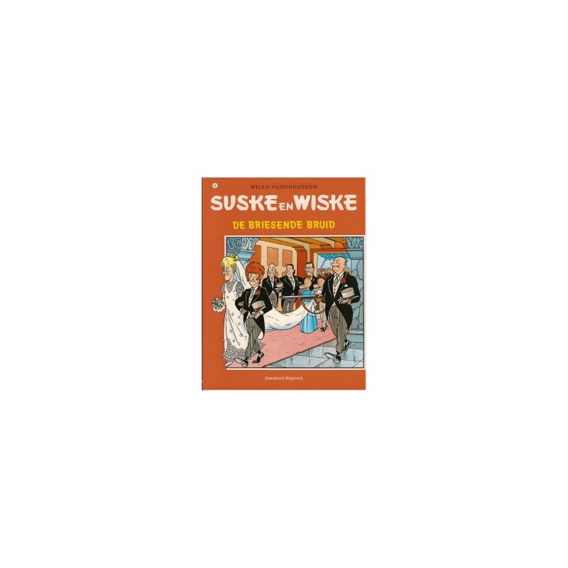 Suske & Wiske 092 De briesende bruid