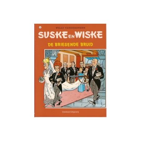 Suske & Wiske 092 De briesende bruid herdruk