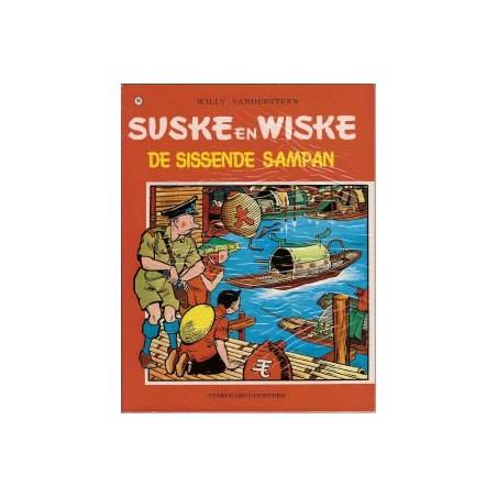 Suske & Wiske  094 De sissende sampan