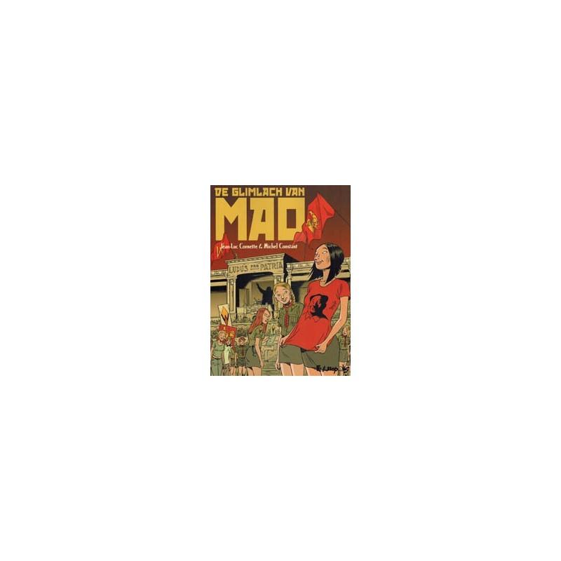 Glimlach van Mao 01