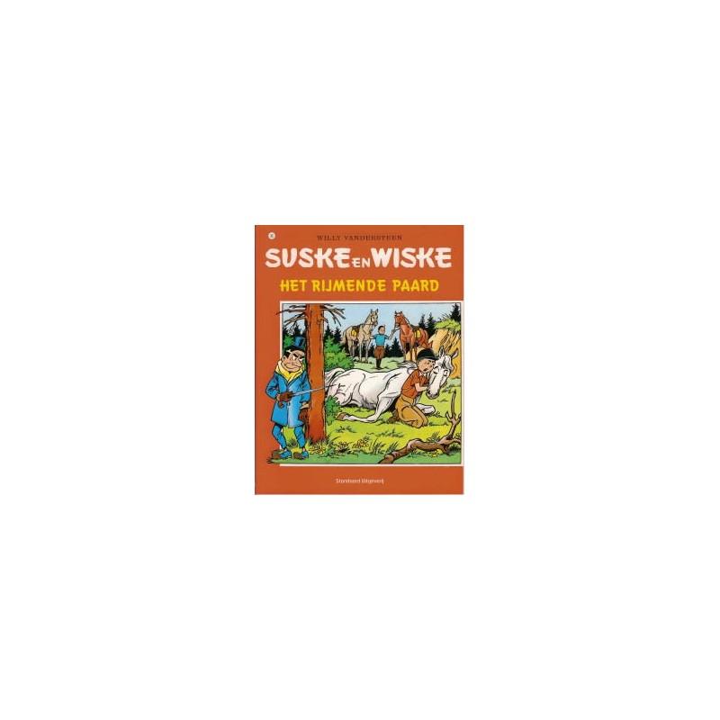 Suske & Wiske 096 Het rijmende paard
