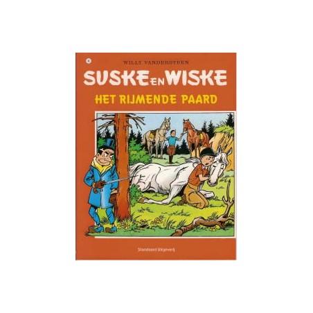 Suske & Wiske 096 Het rijmende paard herdruk