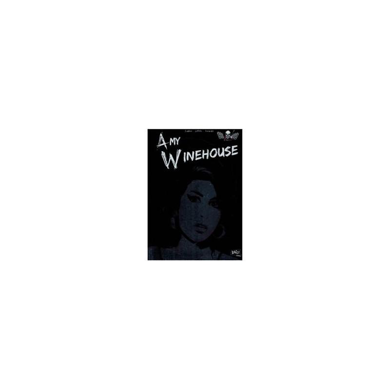 Club 27 01 Amy Winehouse