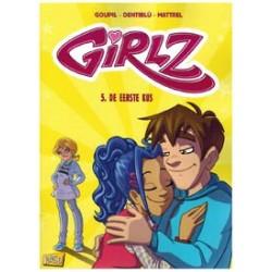 Girlz 05 De eerste kus