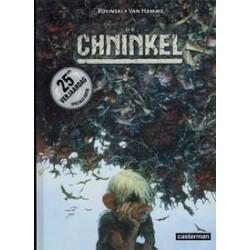 Chninkel bundel HC<br>Speciale 25ste verjaardag editie in kleur