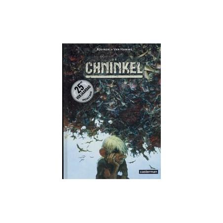 Chninkel   bundel HC Speciale 25ste verjaardag editie in kleur