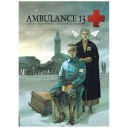 Ambulance 13 02<br>In naam van de mannen