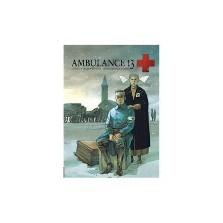 Ambulance 13 02 In naam van de mannen