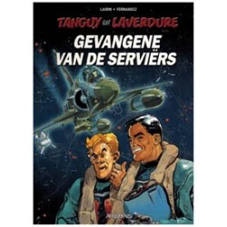 Tangy & Laverdure 26<br>Gevangene van de Serviers<br>(Tanguy)