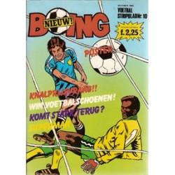 Boing<br>10 1982 (met poster)