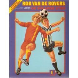 Rob van de Rovers<br>01 De spaanse ster<br>herdruk