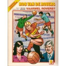 Rob van de Rovers<br>09 Vaarwel Rovers?<br>herdruk