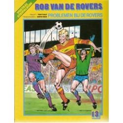 Rob van de Rovers 13 Problemen bij de Rovers