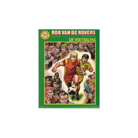 Rob van de Rovers 20<br>De voetbalpas