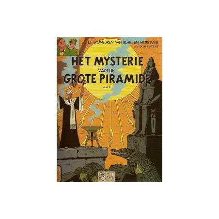 Blake & Mortimer  05 Het mysterie van de Grote Pyramide deel 2