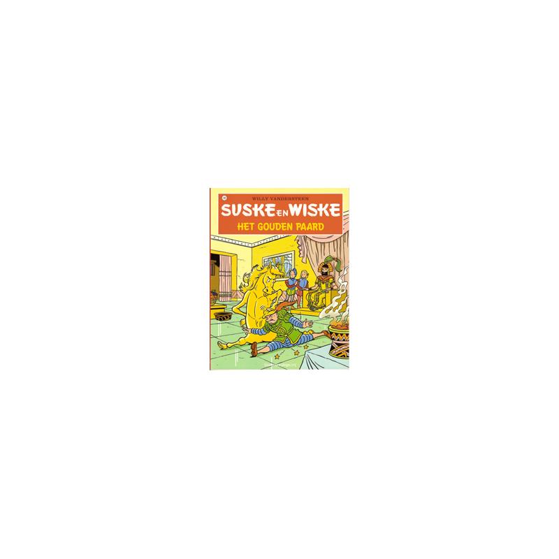 Suske & Wiske 100 Het gouden paard