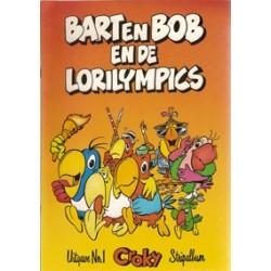 Bart en Bob 01 De Lorilympics 1e druk 1984