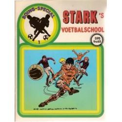 Boing special 01 Stark's voetbalschool 1e druk 1983