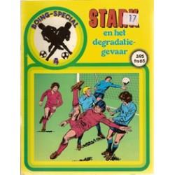 Boing special 04 Stark & het degradatiegevaar 1e druk 1984