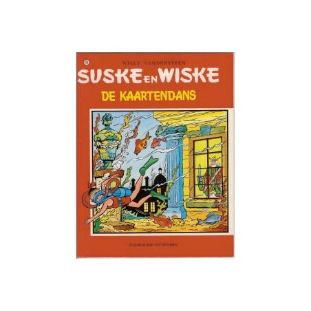 Suske & Wiske  101 De kaartendans