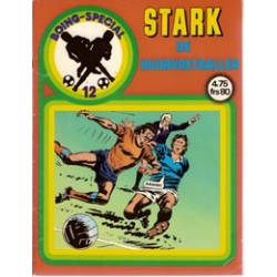 Boing special 12 Stark de huurvoetballer 1e druk 1986