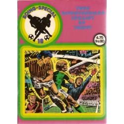 Boing special 18 Gekaapt / Twisty 1e druk 1987