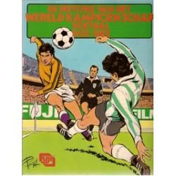 Historie wereld kampioenschap voetbal 1932-1982 1e druk