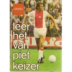 Leer het van Piet Keizer<br>1e druk 1973