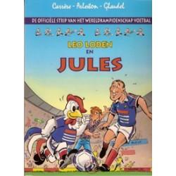 Leo Loden SP en Jules wereldkampioenschap voetbal 1e druk