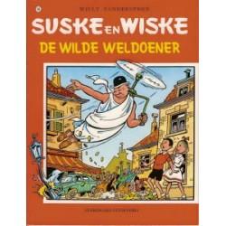 Suske & Wiske 104 De wilde weldoener
