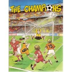 The Champions<br>04<br>1e druk 2000