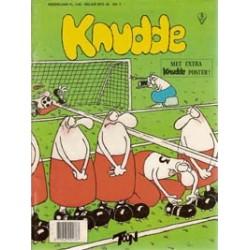 FC Knudde<br>magazine set<br>1 t/m 9<br>1e drukken 1981-1984