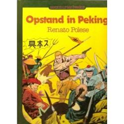 Avonturier-reeks 02 Opstand in Peking HC 1e druk 1980