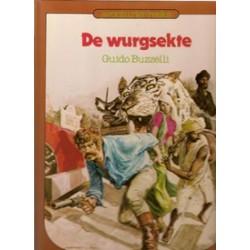 Avonturier-reeks 05 De wurgsekte HC 1e druk 1981