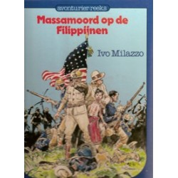 Avonturier-reeks 09 Massamoord op de Filippijnen HC 1e druk