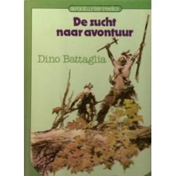 Avonturier-reeks 11 De zucht naar avontuur HC 1e druk 1982