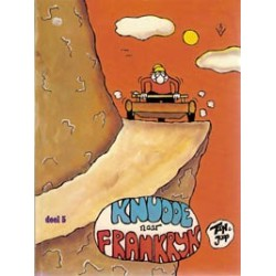 FC Knudde 05 Knudde naar Frankrijk herdruk