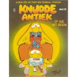 FC Knudde<br>12 Antiek of hoe het begon?<br>herdruk