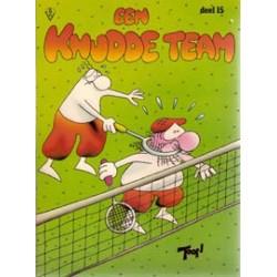 FC Knudde<br>15 Een Knudde team<br>herdruk